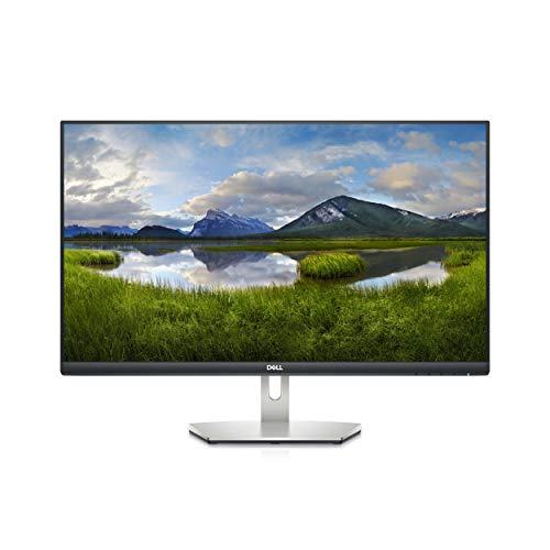 Dell S2721Q 27 Inch 4K UHD, IPS Ultra-Thin Bezel Monitor, AMD FreeSync, HDMI, DisplayPort, VESA Certified, Silver