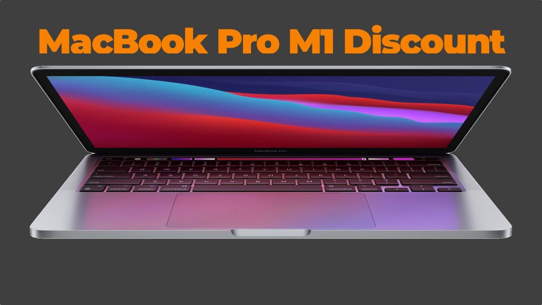 MacBook Pro M1 Discount