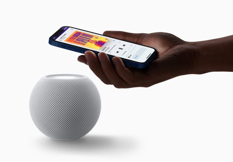 Make Phone Calls With HomePod mini