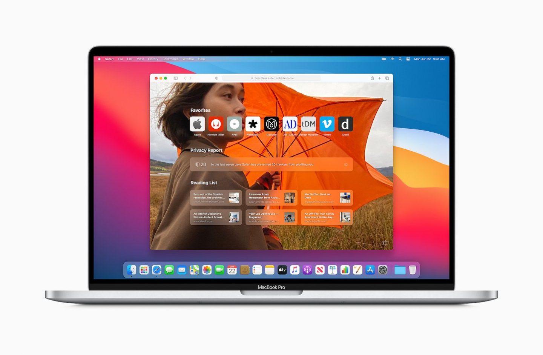 Translate a website on Mac