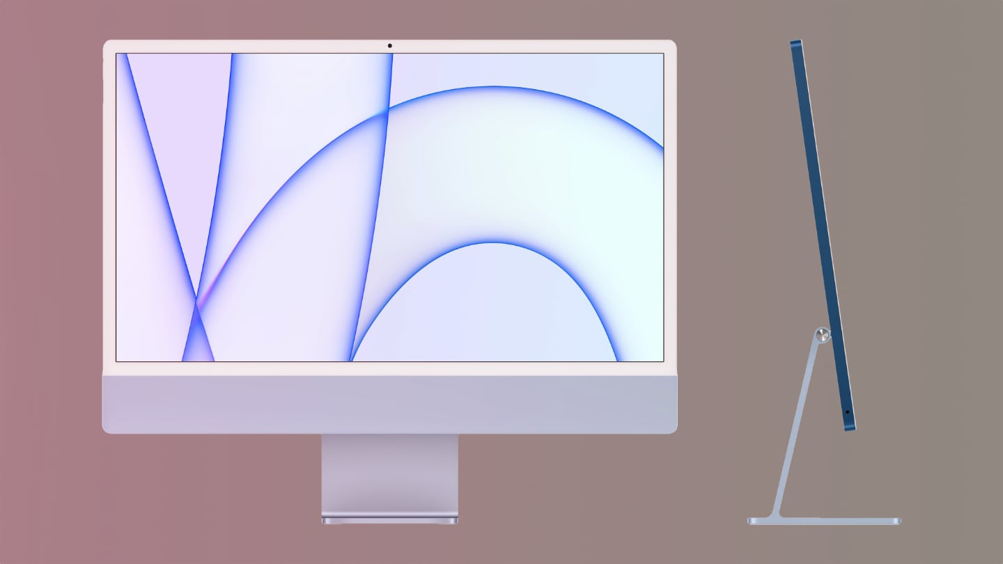 Apple confirmed that local Apple Stores will only stock 4 iMac colors