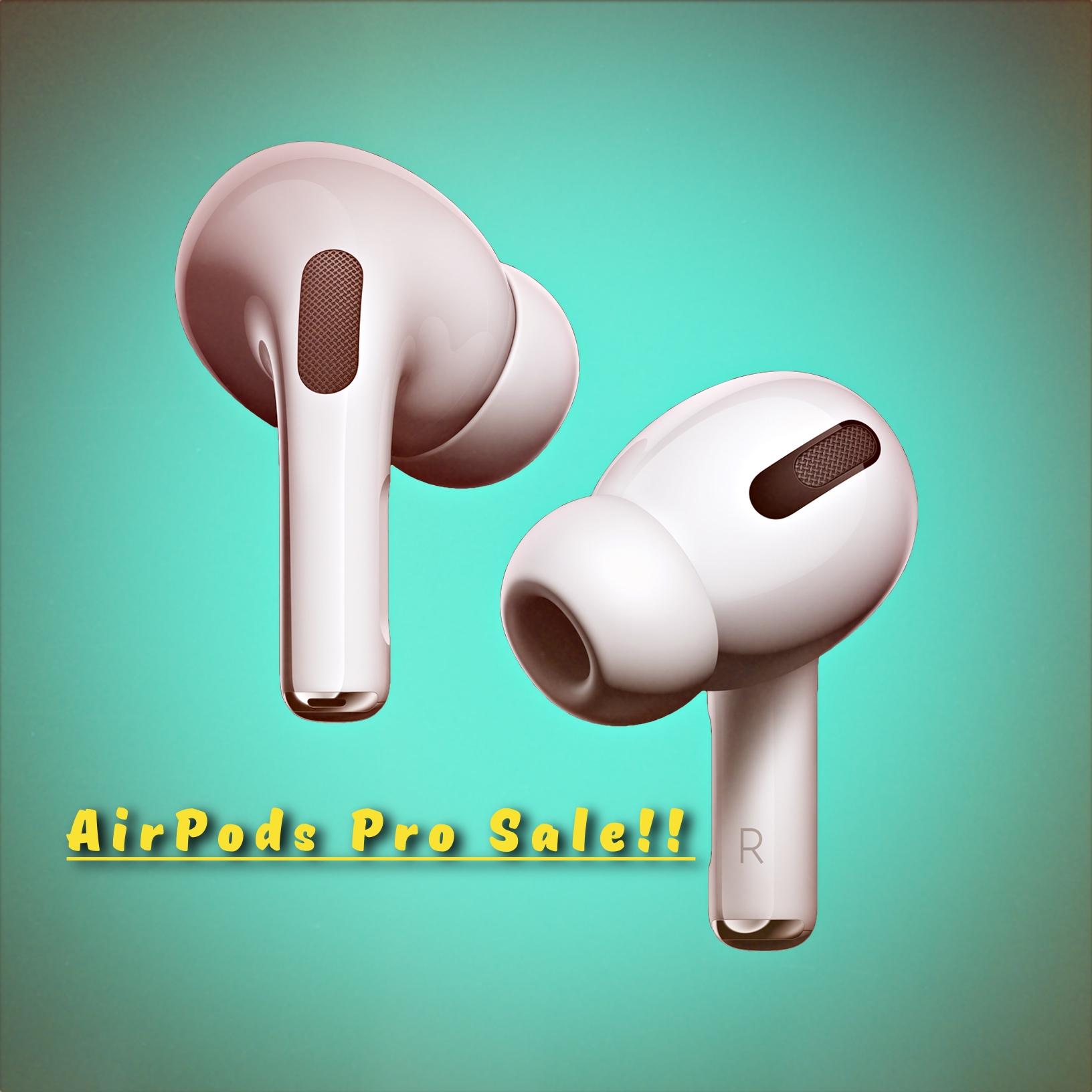AirPods Pro Deals | Apple AirPods Deals