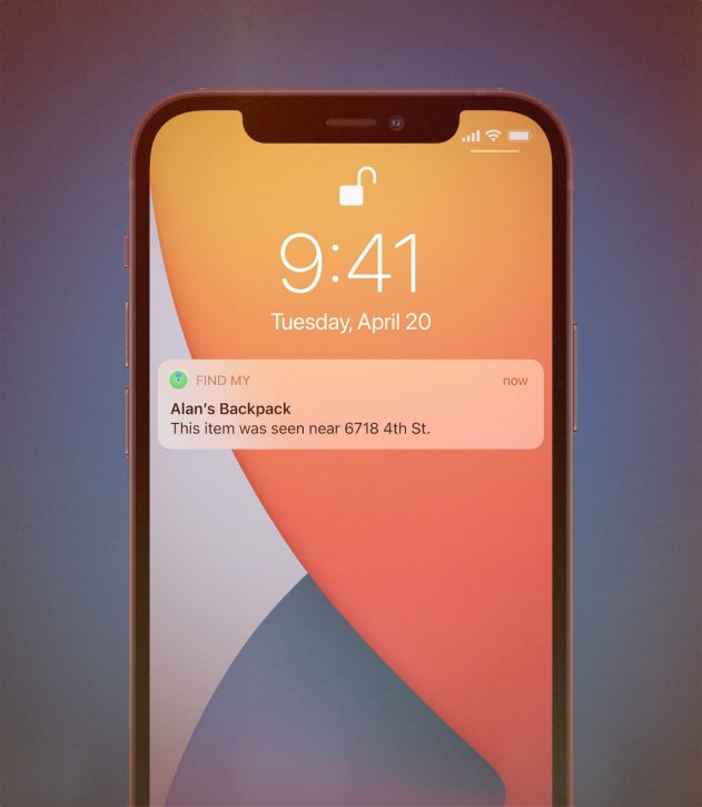 Apple AirTag | Privacy and Security Built In