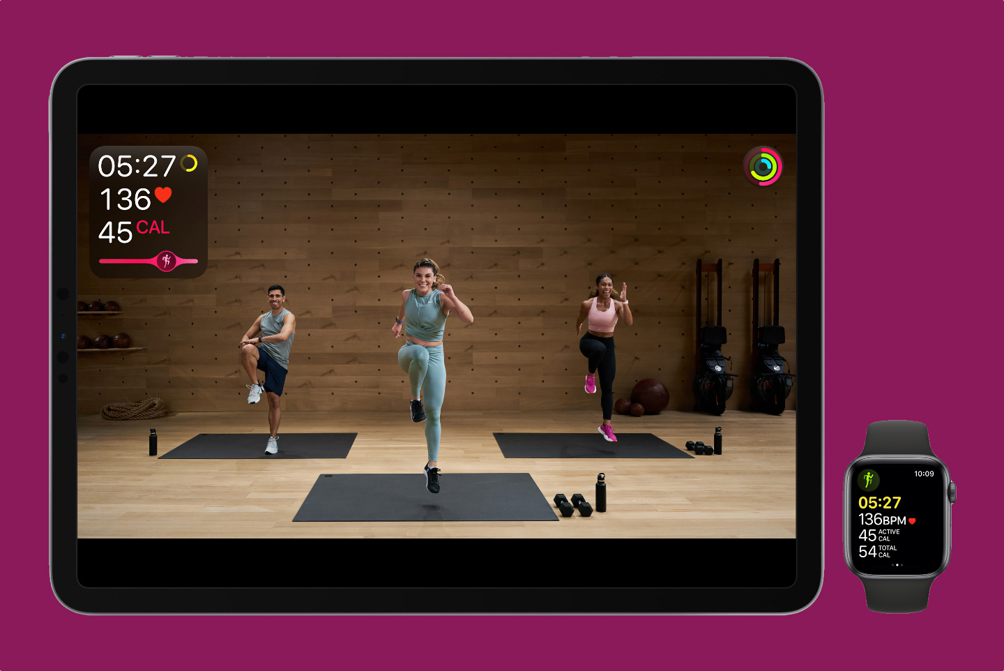 Apple Fitness+ workouts for older adults, beginners, and more!