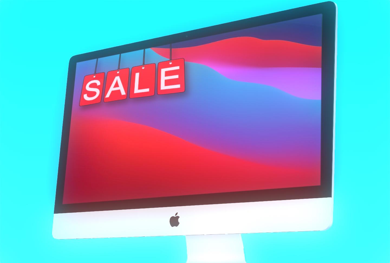 Best iMac Deals | $199 off iMac 27-inch, $130 off iMac 21.5-inch 27-inch 512GB iMac on Sale