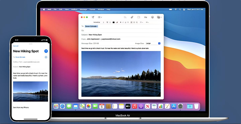 How to Use Handoff on Mac