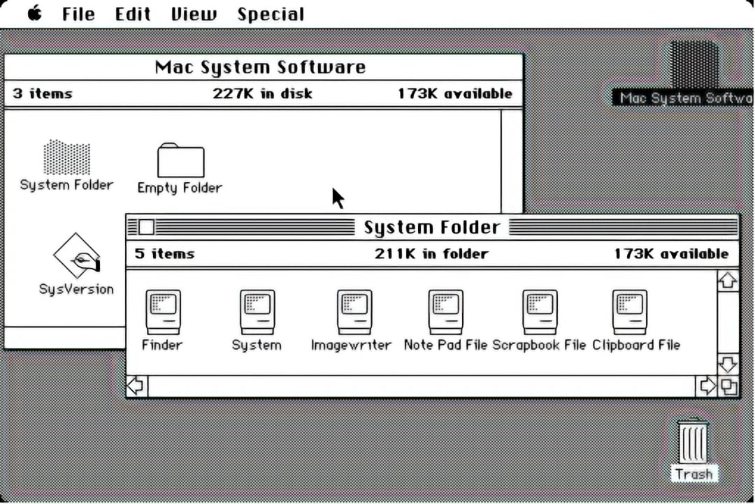 Mac Operating Systems in Order