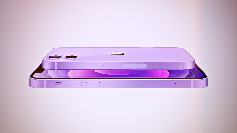 Purple iPhone 12   Apple Spring Loaded Event Recap