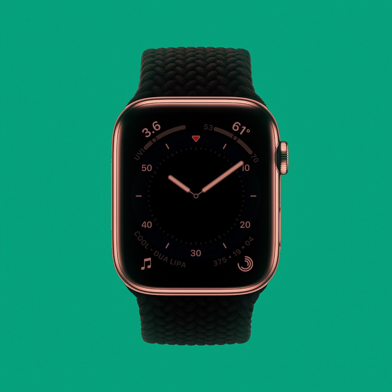 Start a Timer on Apple Watch