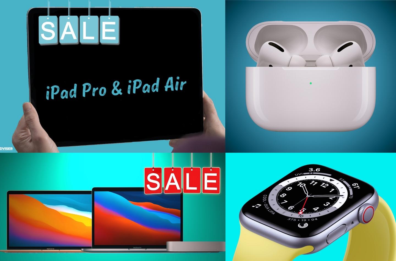 Today's best Apple deals