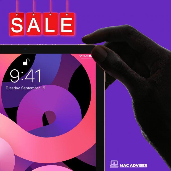 iPad Air on sale