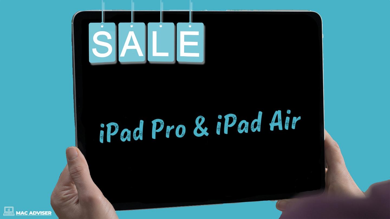 Apple iPad deals today  2020 iPad Pro $250 OFF