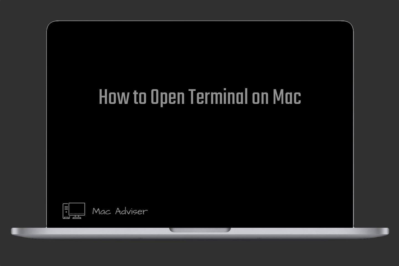 How to Open Terminal On Mac Using Spotlight Search / How to Open Terminal on Mac from the Launchpad/ How to Open Terminal on Mac from Applications Folder