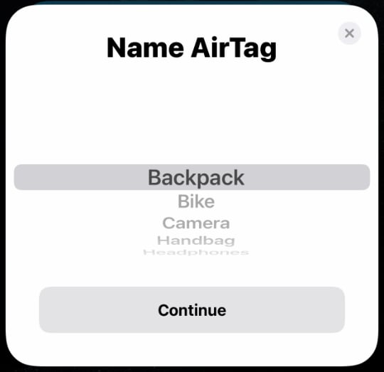 How to Set Up an Apple AirTag