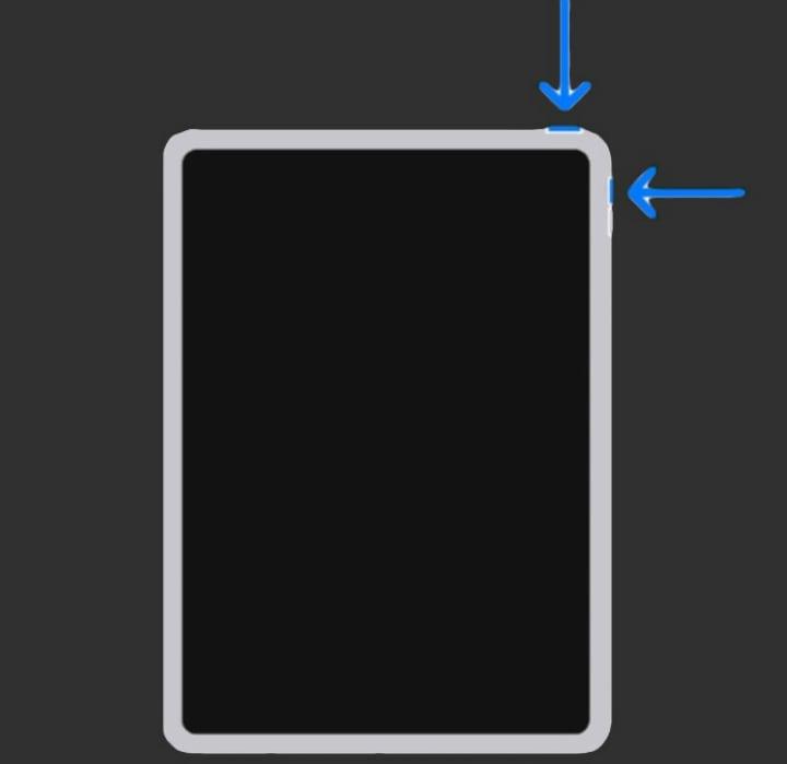 How to Take a Screenshot on iPad / how to screenshot on iPad Pro